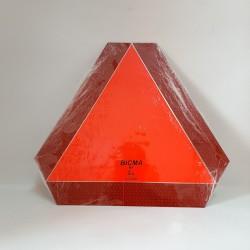 Trojúhelník výstražný (plech.)