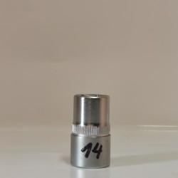 "Hlavice 1/2"" 14mm"
