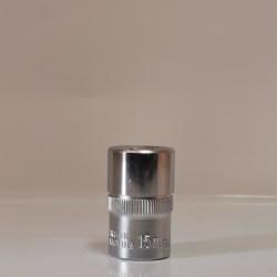 "Hlavice 1/2"" 15mm"