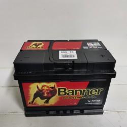 Baterie 12V  55Ah  450A