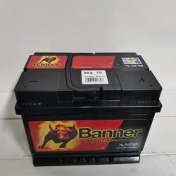 Baterie 12V 62Ah 510A